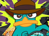 Jeu Phineas and Ferb Find Perry