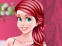 Jouer à Ariel au printemps