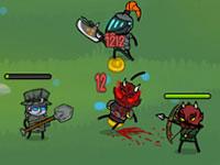 Jouer à Loot Heroes Clicker