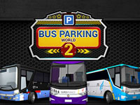 Jeu Bus Parking 3D World 2