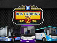 Jouer à Bus Parking 3D World 2