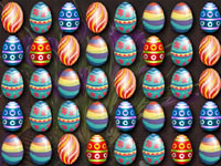 Jeu Easter Egg Matching