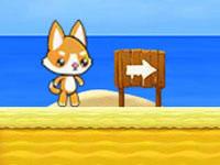 Jeu Toby's Adventures - Beach