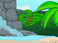 Jeu Toon Escape - Pirate Island