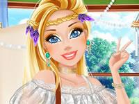 Jeu Barbie Festival d'été