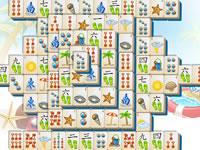 Jeu Summer Mahjong