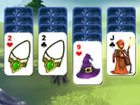 Jeu Avalon Legends Solitaire