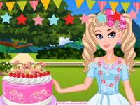 Jeu gratuit Pique-Nique d'anniversaire