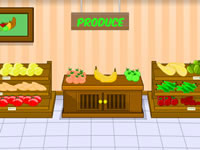 Jeu Toon Escape - Grocery Store
