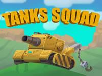 Jeu Tanks Squad