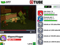 Jeu Tube Clicker