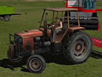 Jeu Farming Simulator