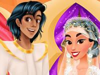 Jouer à Jasmine mariage magique