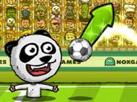 Jeu Puppet Soccer Zoo