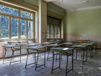 Jeu Abandoned Schoolhouse Escape