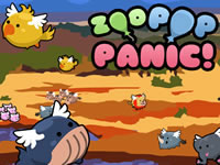 Jeu Zoo Pop Panic