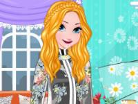 Jeu Elsa en ciré