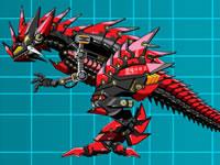 Jeu Battle Robot T-Rex Age