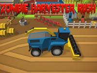 Jeu gratuit Zombie Harvester Rush