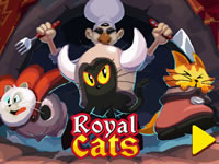Jeu Royal Cats