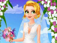 Jeu Raiponce se marie à Hawaï