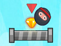 Jeu Ninja Diamond Adventure HD
