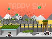 Jeu Tappy Sky