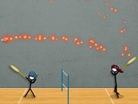 Jeu Stick Figure Badminton 3