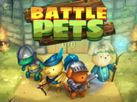 Jeu Battle Pets