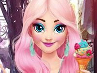 Jeu Elsa Eté Pastel