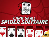 Jeu Card Game Spider Solitaire