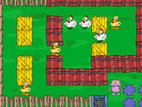 Jeu Abduction - A Farmyard Mayhem