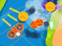 Jeu gratuit Air Wings