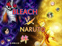 Jeu Bleach vs Naruto 3.0
