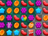 Jeu Jelly Candy Crusher - Garden Saga