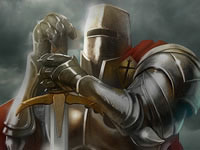 Jeu Knights of Magic and Steel