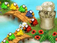 Jeu Bird's Town