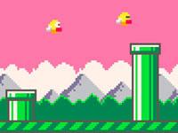 Jouer à Flappy Flock