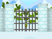 Jeu Escape Ice Fortress