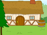 Jeu Escape Woodcutters Cabin