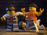 Jouer à Lego Prison Island