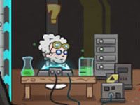 Jeu Lava Lab