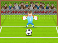 Jeu Penalty Superstar