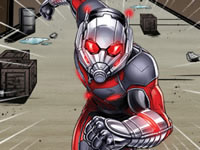 Jeu Ant-Man - Training Combat