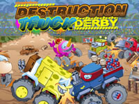 Jouer à Destruction Truck Derby