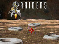 Jeu Space Raiders