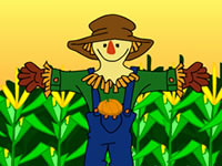 Jeu Escape Corn Maze