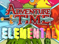 Jeu gratuit Adventure Time Elemental