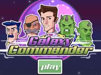 Jeu Galaxy Commander
