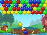 Jeu gratuit Beaver Bubbles